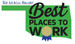Best Places to Work in Oklahoma.