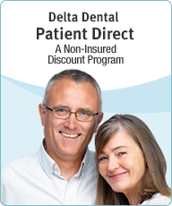 Delta Dental Patient Direct: A non-insurance discount referral program.