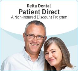 Learn more about Delta Dental's non-insurance discount referral program.