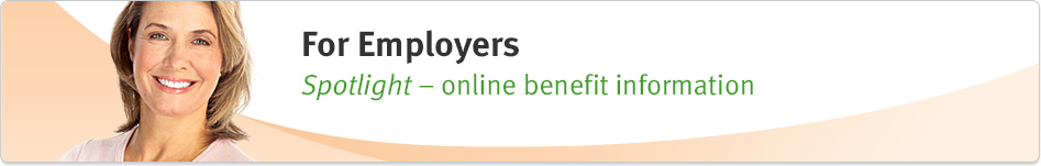 Spotlight – Employee Online Benefit Information