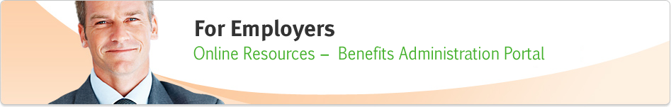 Online Resources – Benefits Administration Portal