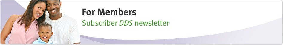 Subscriber DDS Newsletter