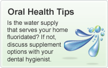 Oral Health Tip