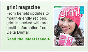 grin! Magazine. Read the latest issue!