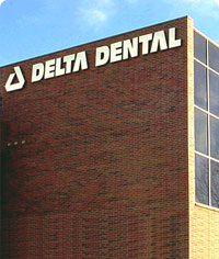 Delta Dental office building.
