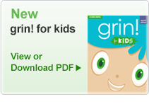 New grin! For kids! View or Download PDF now!
